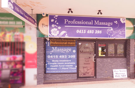 north parramatta massage building